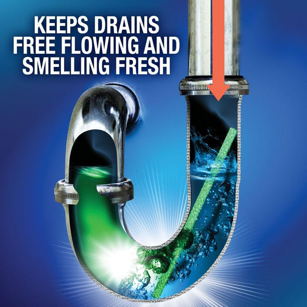 Green Gobbler BIO-FLOW Drain Cleaner & Deodorizer