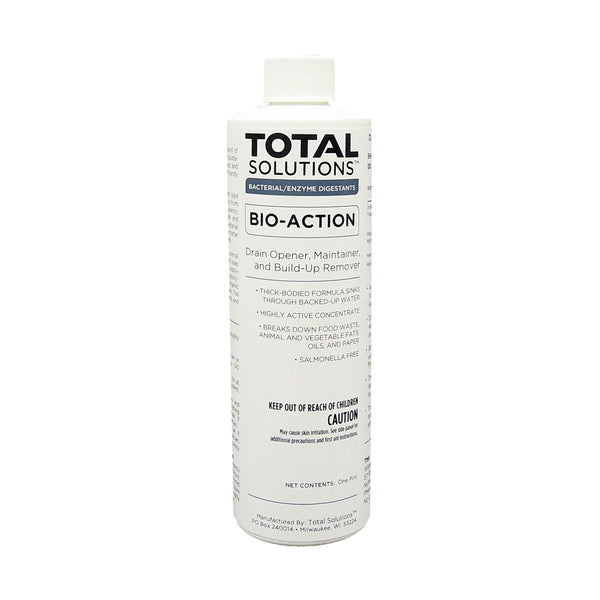 Bio Action - Drain opener, maintainer, build-up remover