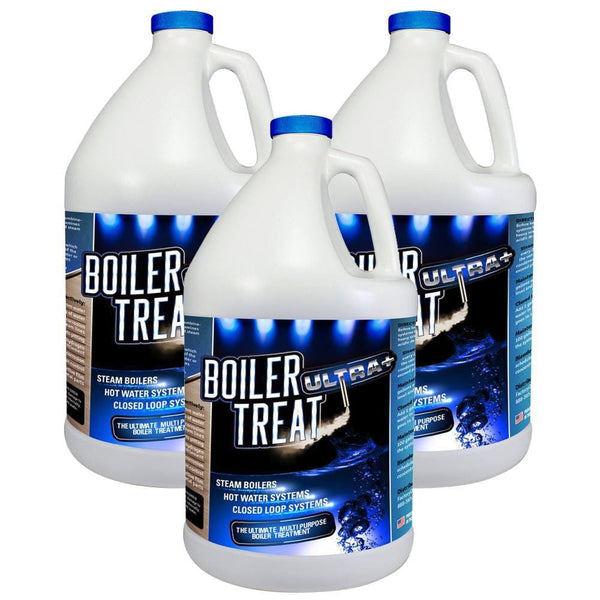 Boiler Treat ULTRA - Multipurpose Boiler Treatment