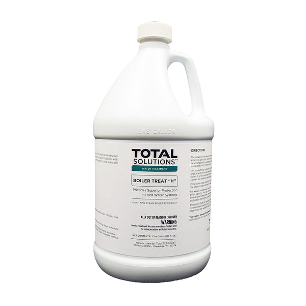 "Boiler Treat ""H"" - Scale and corrosion inhibitor"