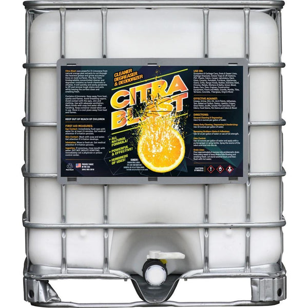 CITRA BLAST D-Limonene Cleaner & Degreaser