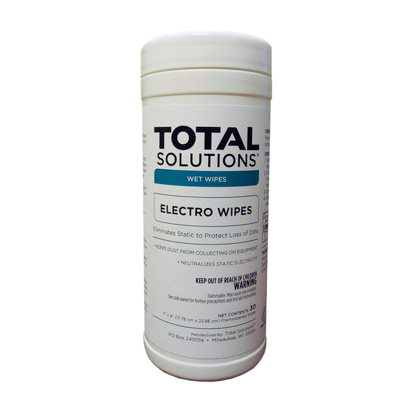 Total Solutions Electro Wipes