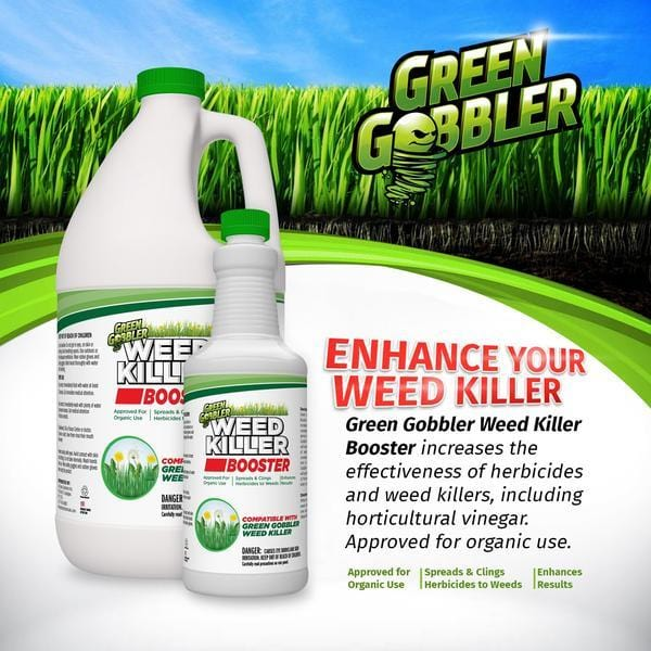 Green Gobbler Agricultural Weed Killer Booster