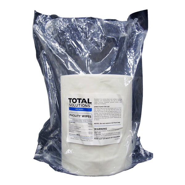 Total Solutions Facility Wipes