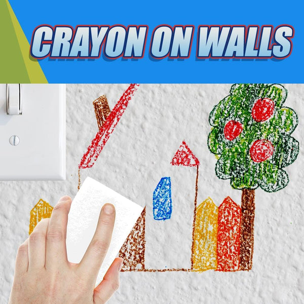 magic eraser wall uses