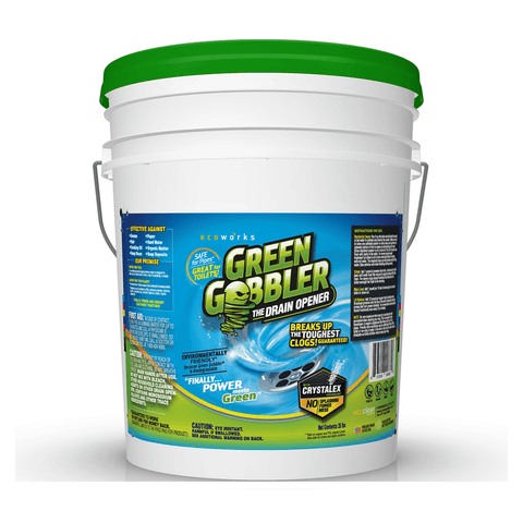 Green Gobbler Powdered Drain & Sewer Opener