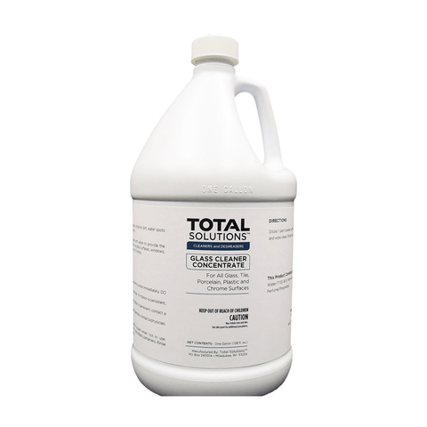 Glass Cleaner Concentrate, Dilutable glass cleaner
