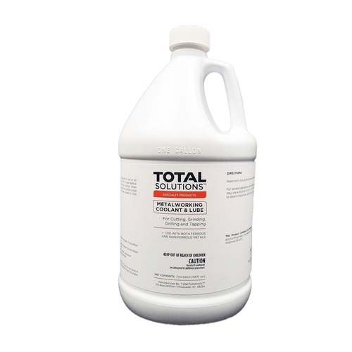 Metal Working Coolant & Lube, Synthetic, dilutable concentrate