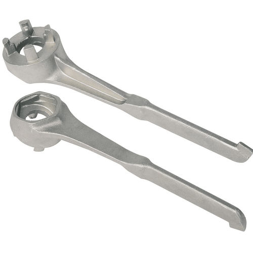 Aluminum Wrench for 30/55 Gallon Vinegar Drums
