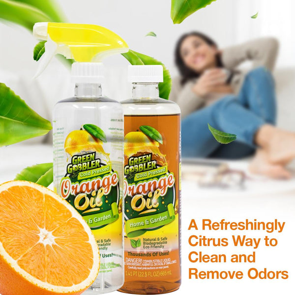 refreshing citrus cleaner