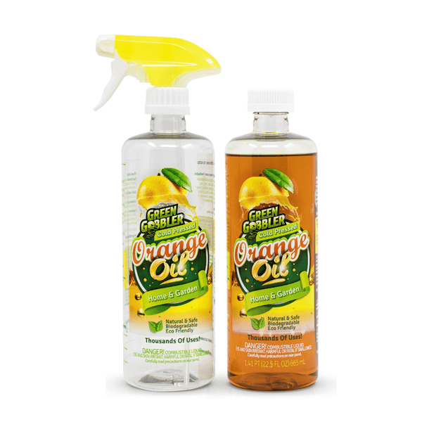 Green Gobbler Cold Pressed ORANGE OIL KIT