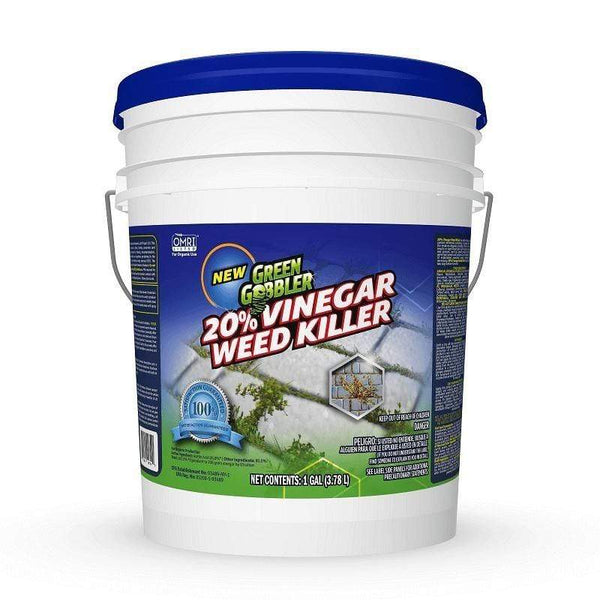 Green Gobbler 20% Horticultural Vinegar Weed Killer