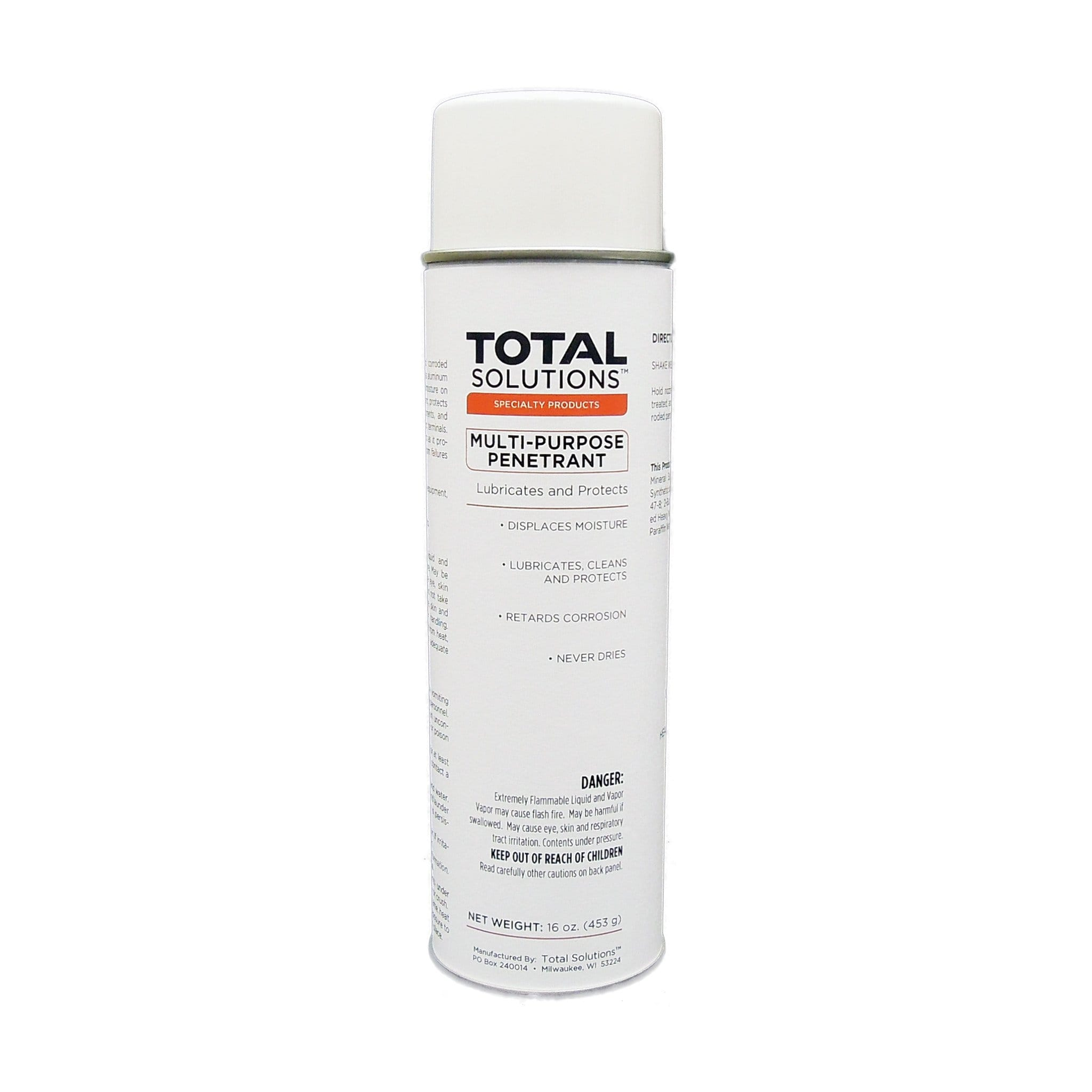 Total Solutions Multi-Purpose Penetrant