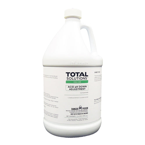 Total Solutions Acid pH Down Adjustment
