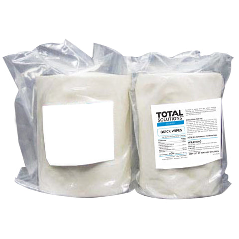 Total Solutions Quick Wipes