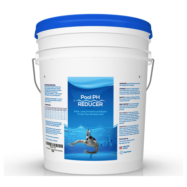 Pool & Spa pH Reducer | Sodium Bisulfate