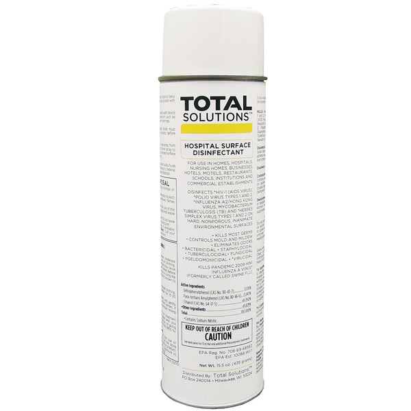 Hospital Surface Disinfectant- Hospital- Grade Aerosol