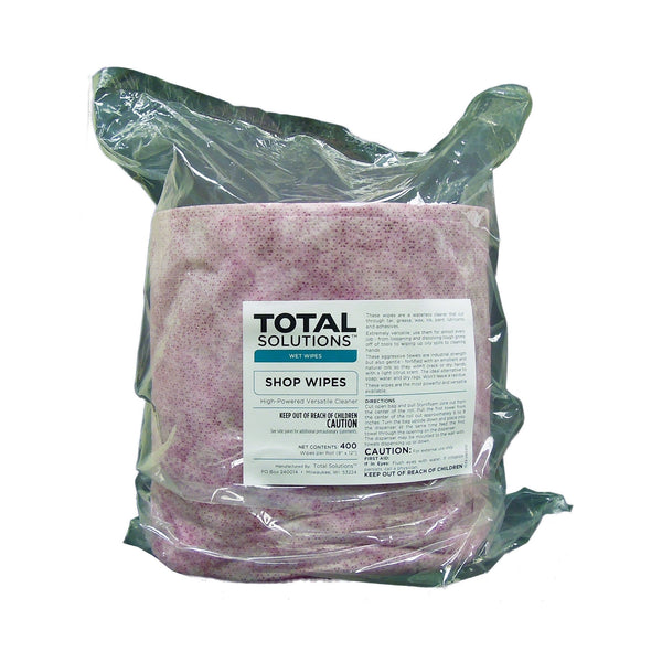 Total Solutions Shop Wipes