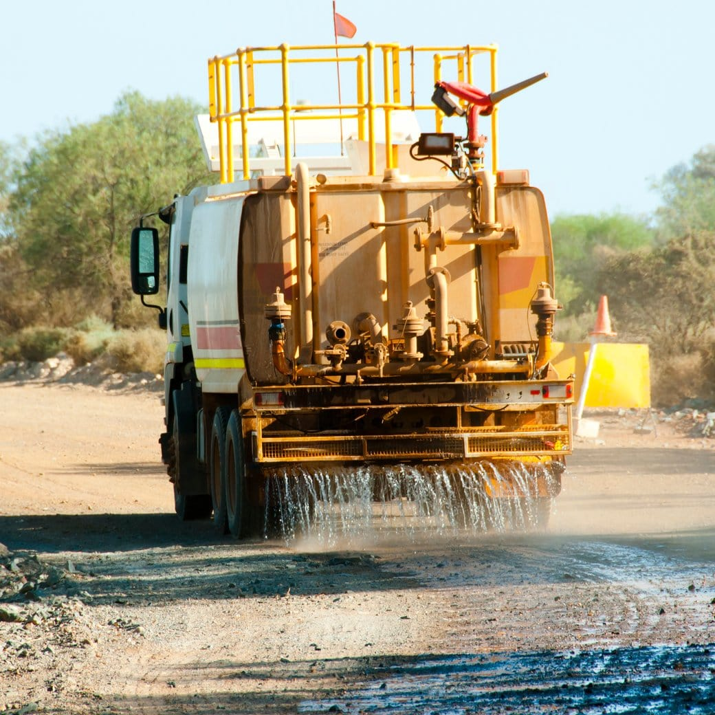 Effective Dust Control Solutions for a safer Community & Workplace