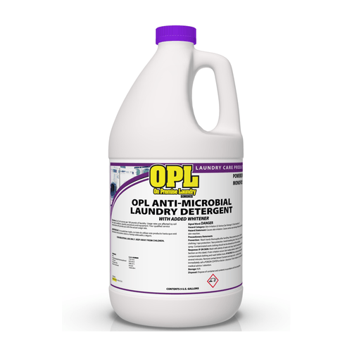 ANTI-MICROBIAL LAUNDRY DETERGENT