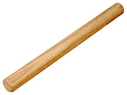 "14"" Rolling Pin - wood"