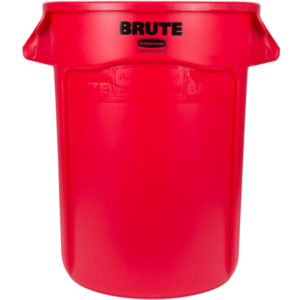 32 gallon Red - Trash Can