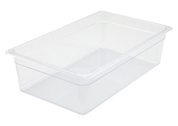 Food Pan Clear - Full Size 6""