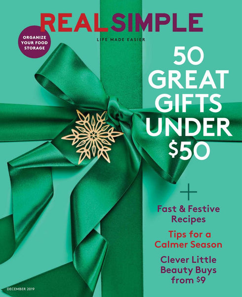 Real Simple Gift Guide - Tea