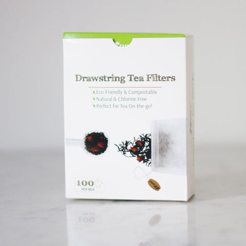Drawstring Paper Filters