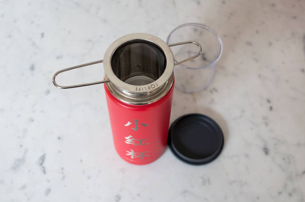 Folding Stainless Steel Tea Filter