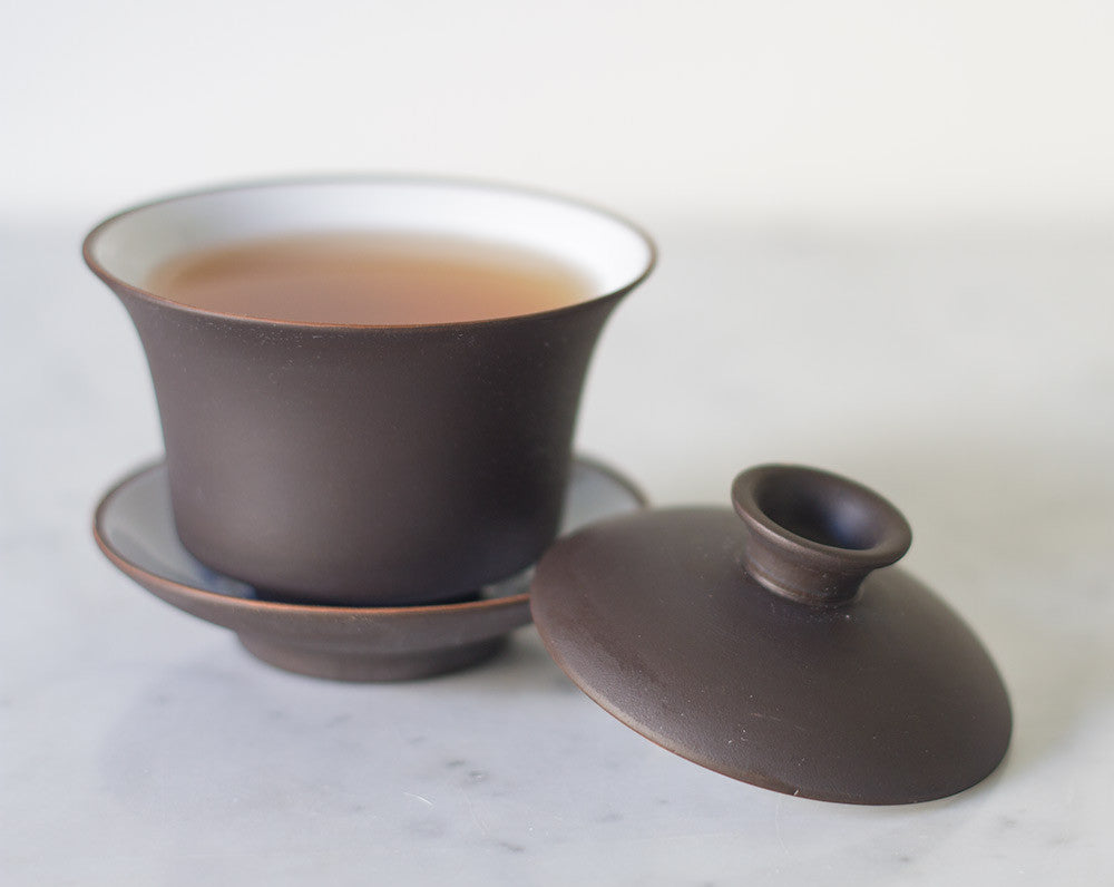 Gaiwan - Organic & Fair Trade -  Little Red Cup Tea Co.