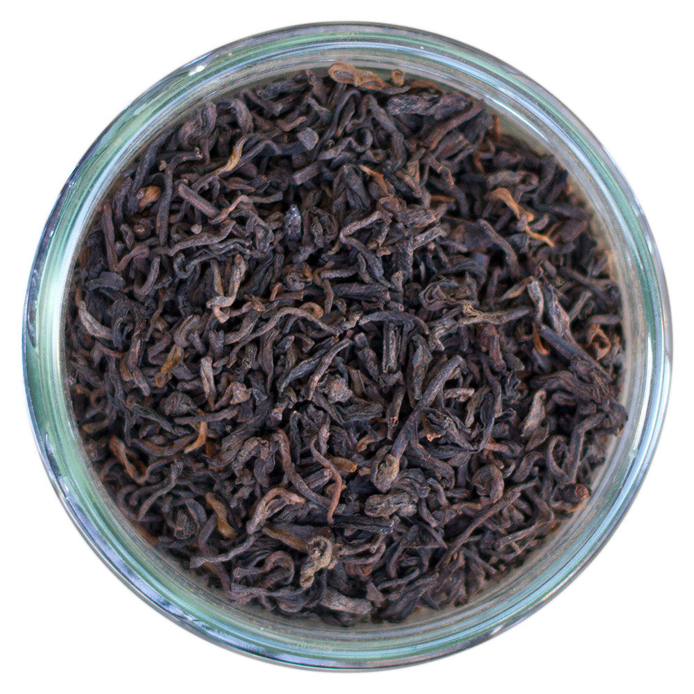 Shou Pu'er - Organic & Fair Trade -  Little Red Cup Tea Co.
