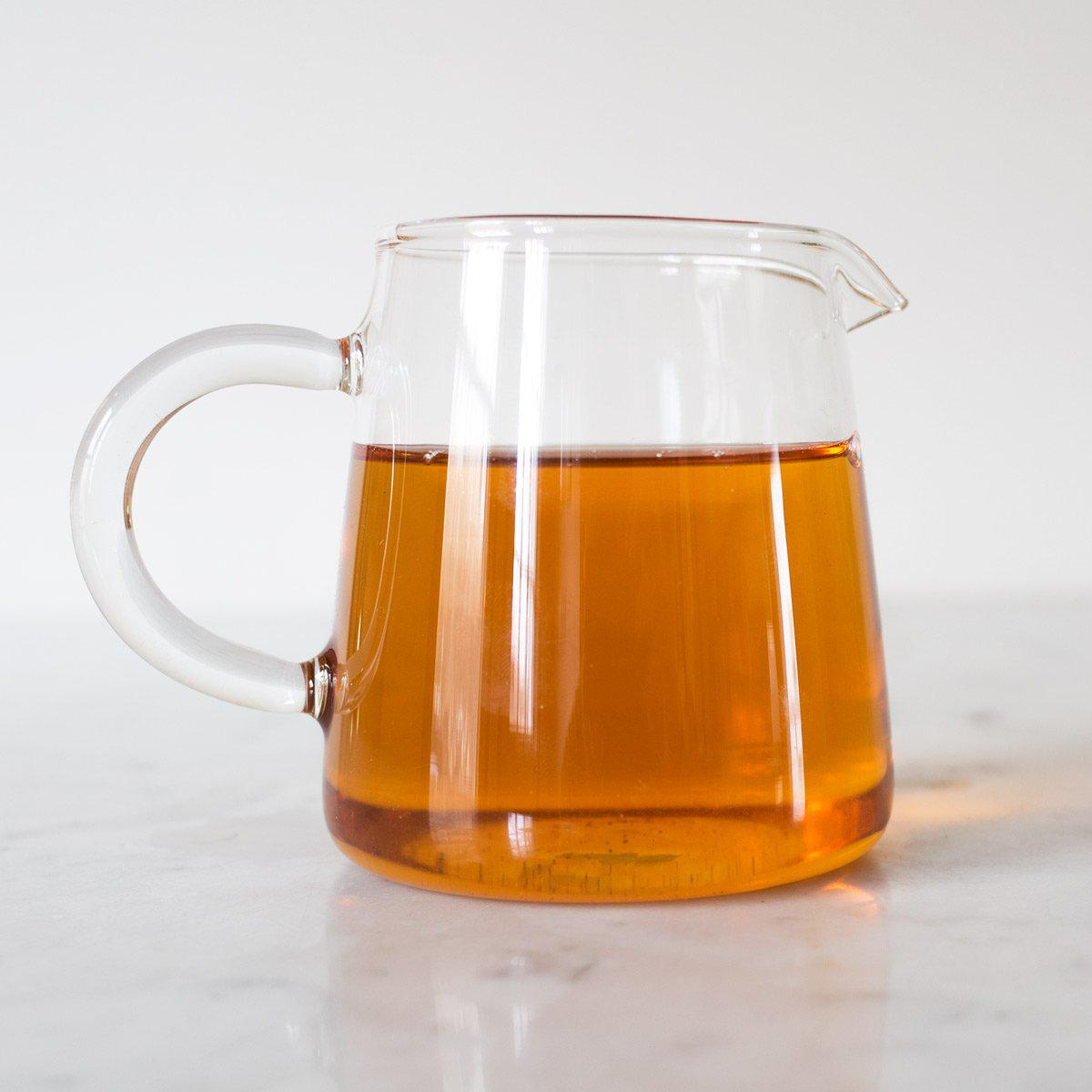Glass Tea Pitcher - Share Cup