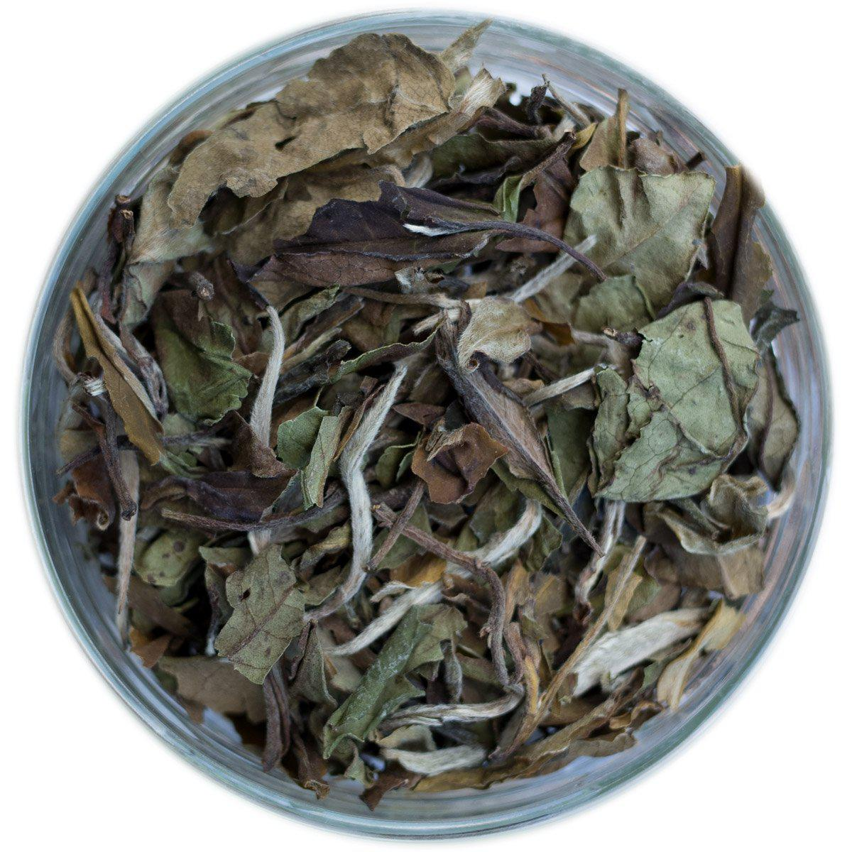 Organic White Peony Tea From China