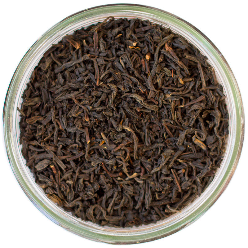 Fair Trade Organic Black Tea | Wuyuan Little Red Cup