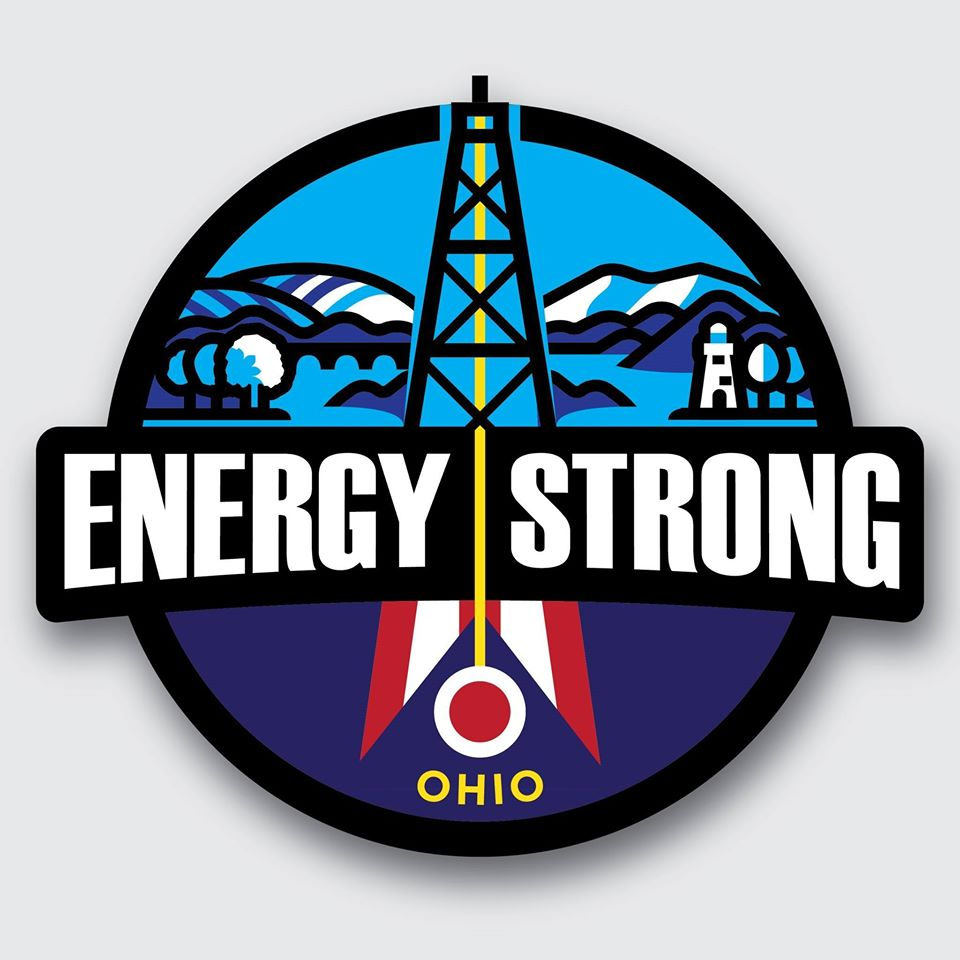 Energy Strong Ohio Decal