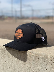 Energy Strong Colorado - Leather Patch Hat