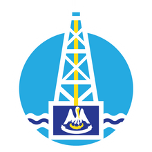 Load image into Gallery viewer, Energy Strong Louisiana Icon Decal