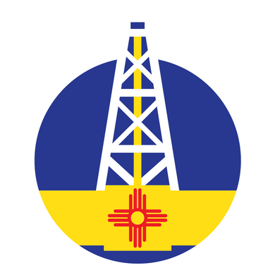 Energy Strong New Mexico Icon Decal