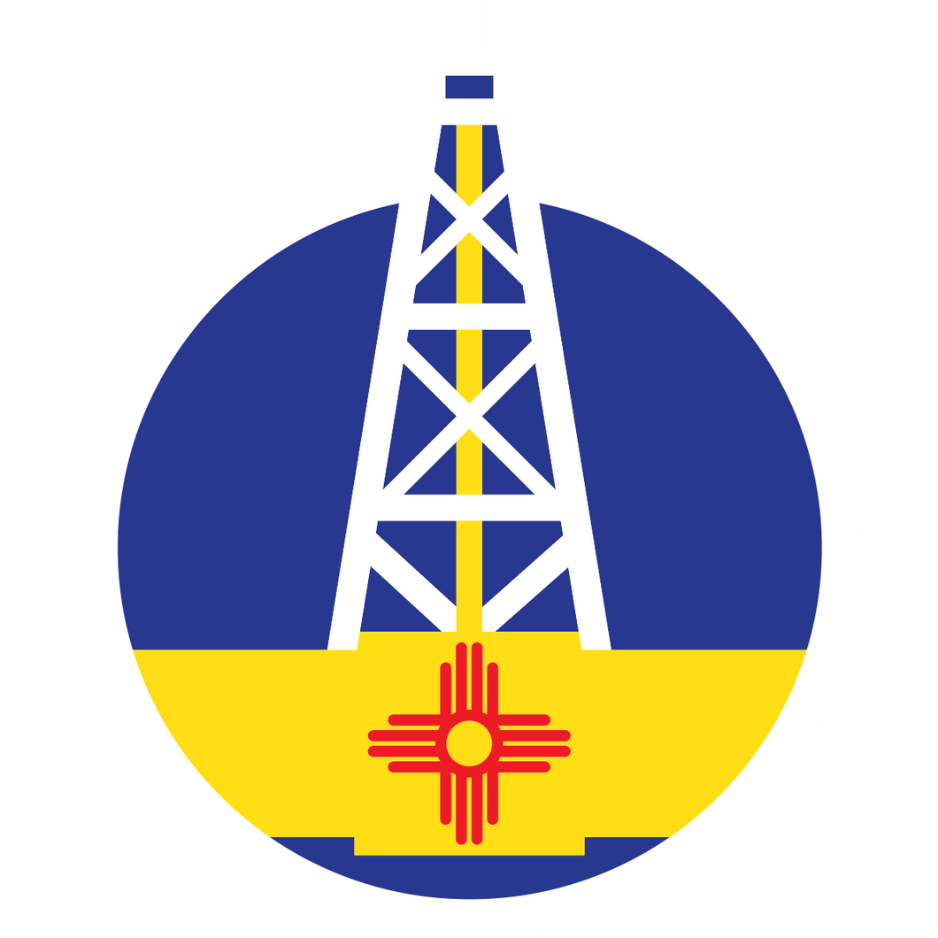 Energy Strong New Mexico Icon Truck Decal