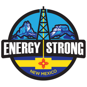 Energy Strong New Mexico Decal