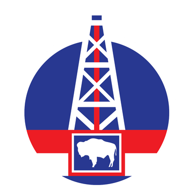 Energy Strong Wyoming Icon Truck Decal