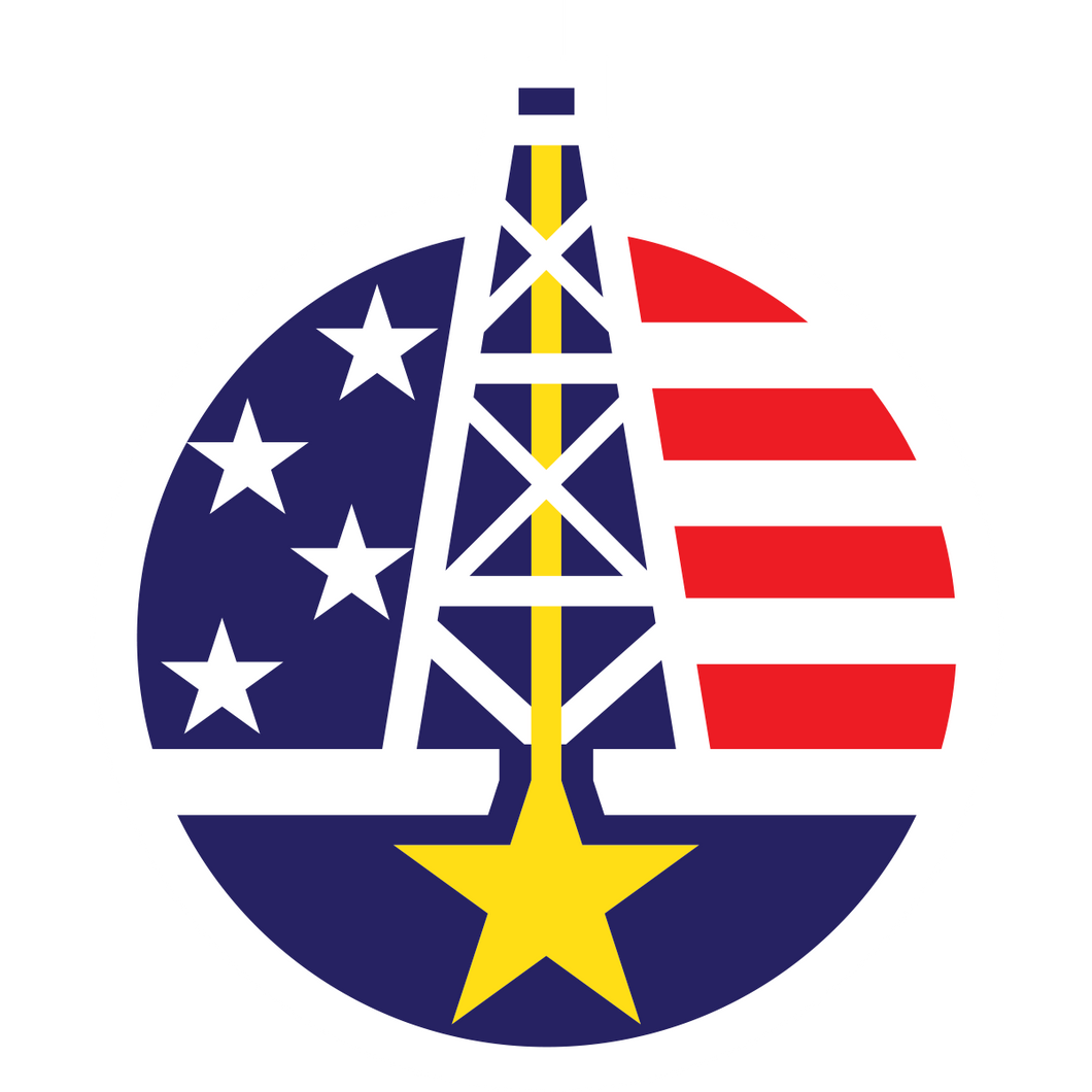 Energy Strong USA Icon Decal