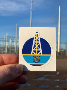 Energy Strong Oklahoma Icon Decal