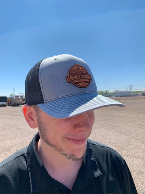 Energy Strong Texas - Leather Patch Hat