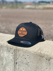 Energy Strong Pennsylvania - Leather Patch Hat