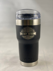 Energy Strong Louisiana - Pelican Laser Engraved Tumbler