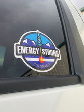 Load image into Gallery viewer, Energy Strong Colorado Truck Decal