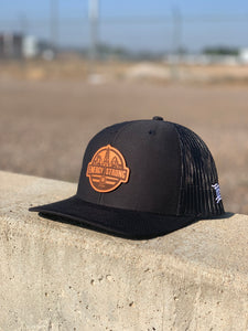 Energy Strong Utah - Leather Patch Hat