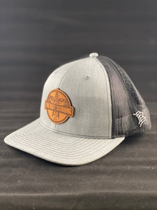 Energy Strong Ohio - Leather Patch Hat